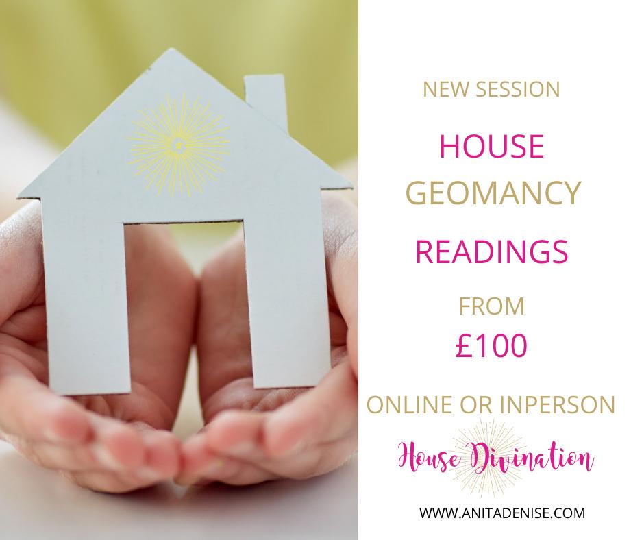 House Geomancy Readings