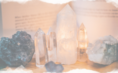 The Power of Crystals For Wellness
