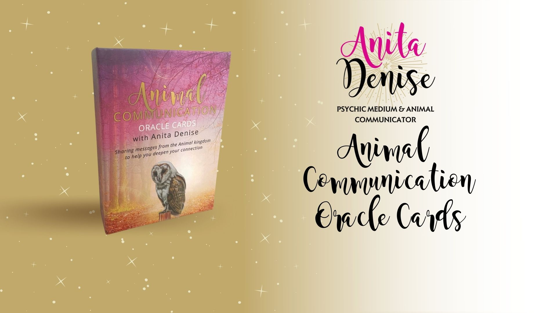 Aniaml Communication Oracle Cards